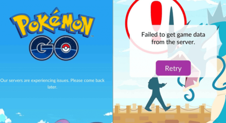 pokemon go app crash