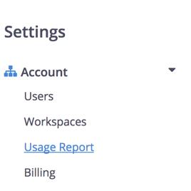 ca blazemeter changelog consolidate usage report