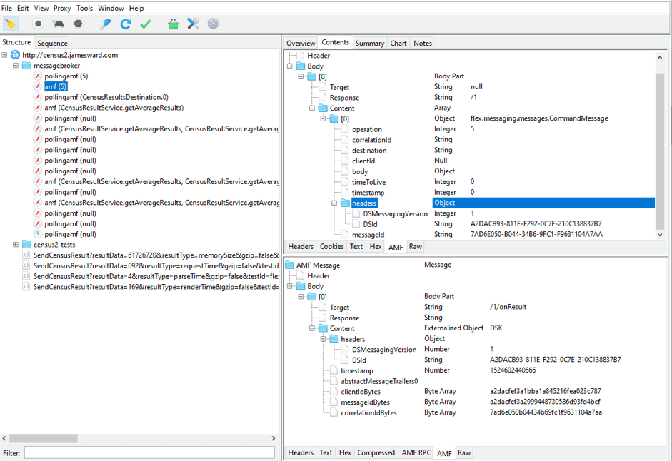 load testing flex with jmeter