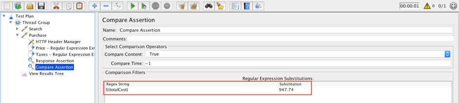 functions in jmeter script