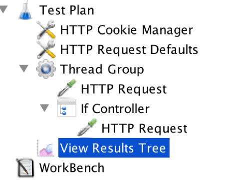 jmeter test scenario