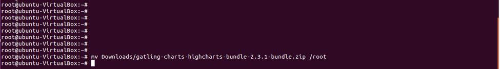 ubuntu gatling installation