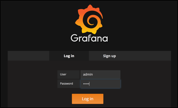 jmeter non-gui results on grafana