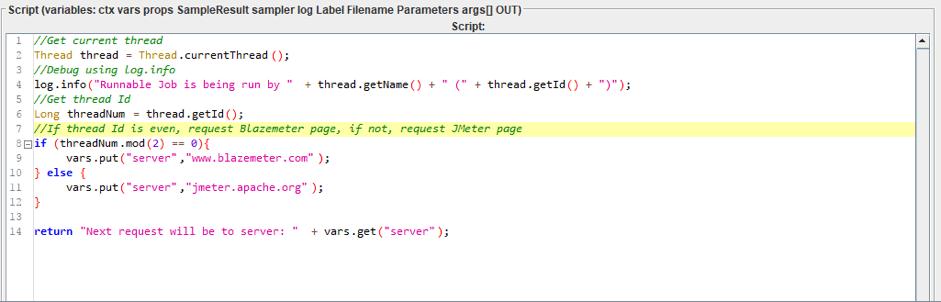 groovy functions in jmeter