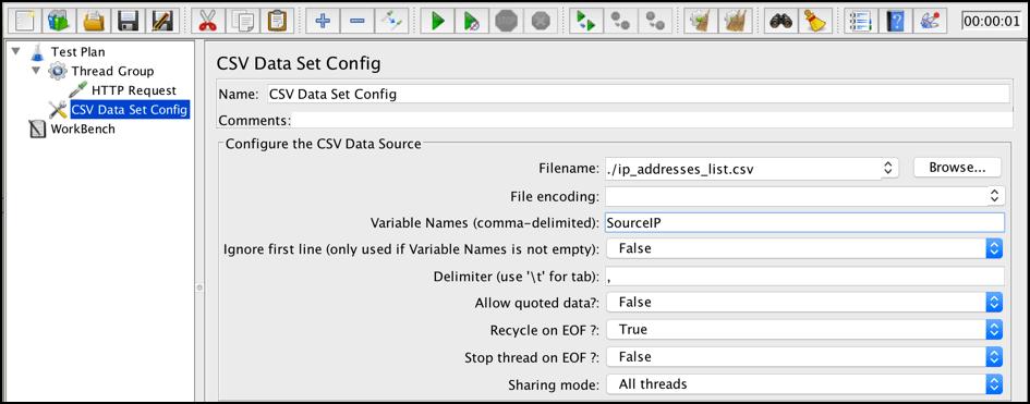 jmeter load testin from multiple ip addresses
