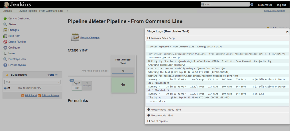 Running a JMeter Test via Jenkins Pipeline - A Tutorial | BlazeMeter