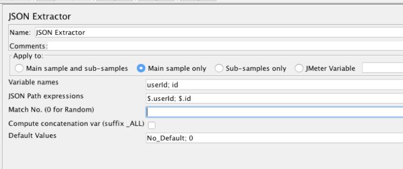 jmeter api functional testing