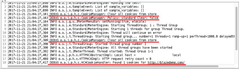 jmeter logs - a tutorial