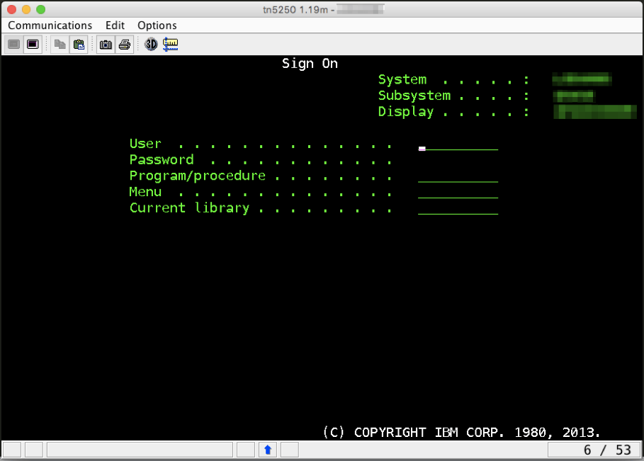 terminal emulator testing with jmeter