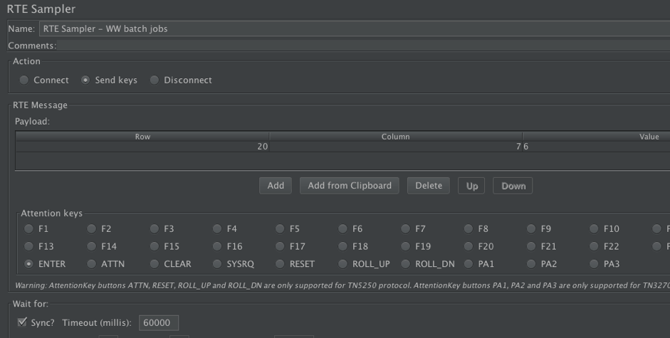 Using JMeter's RTE plugin | BlazeMeter