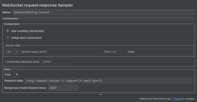 jmeter meteor js load testing