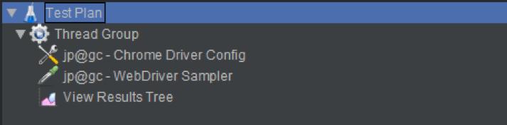 jmeter webdriver sampler testing example