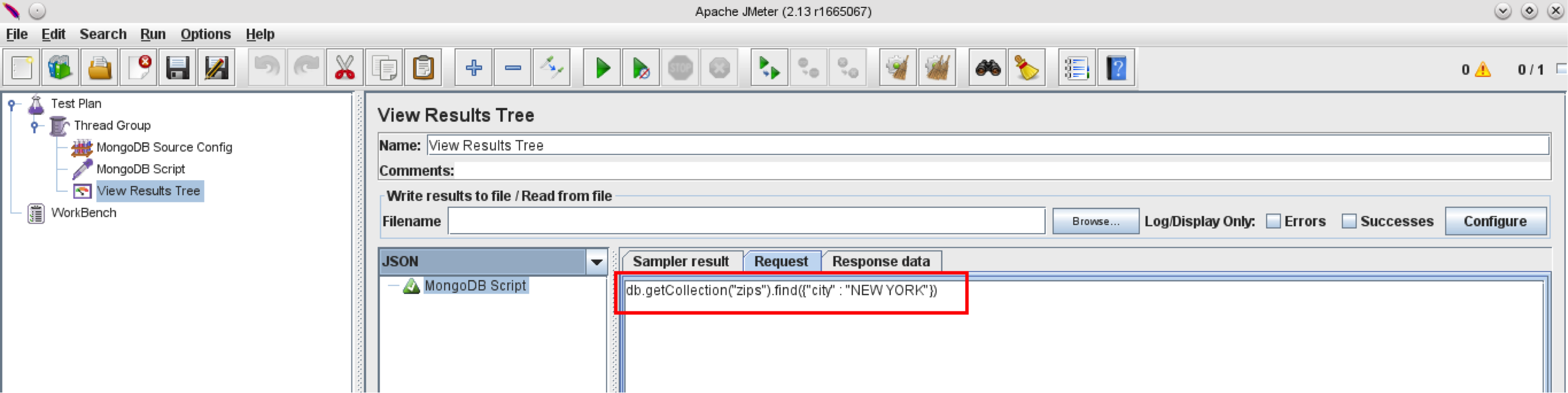 How to Load Test MongoDB with JMeter | BlazeMeter