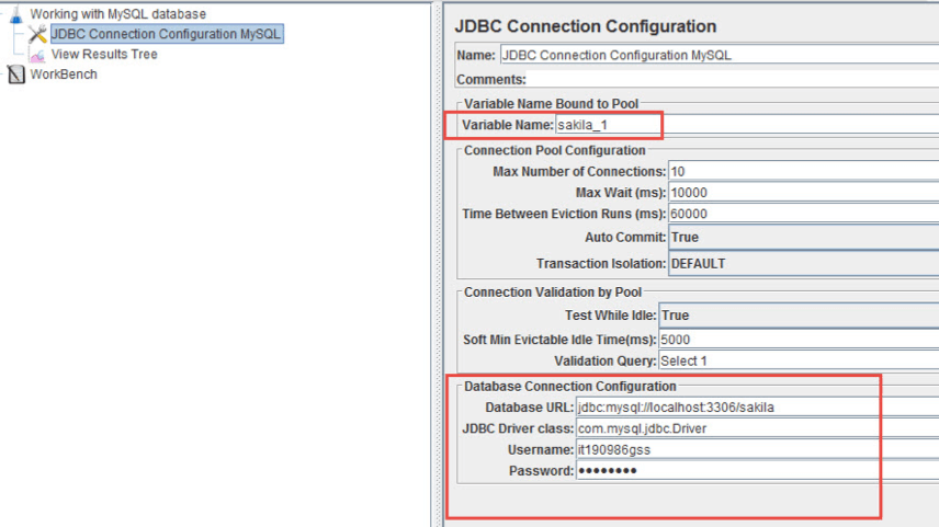 MySQL Database and JMeter - How to Test Your Connection
