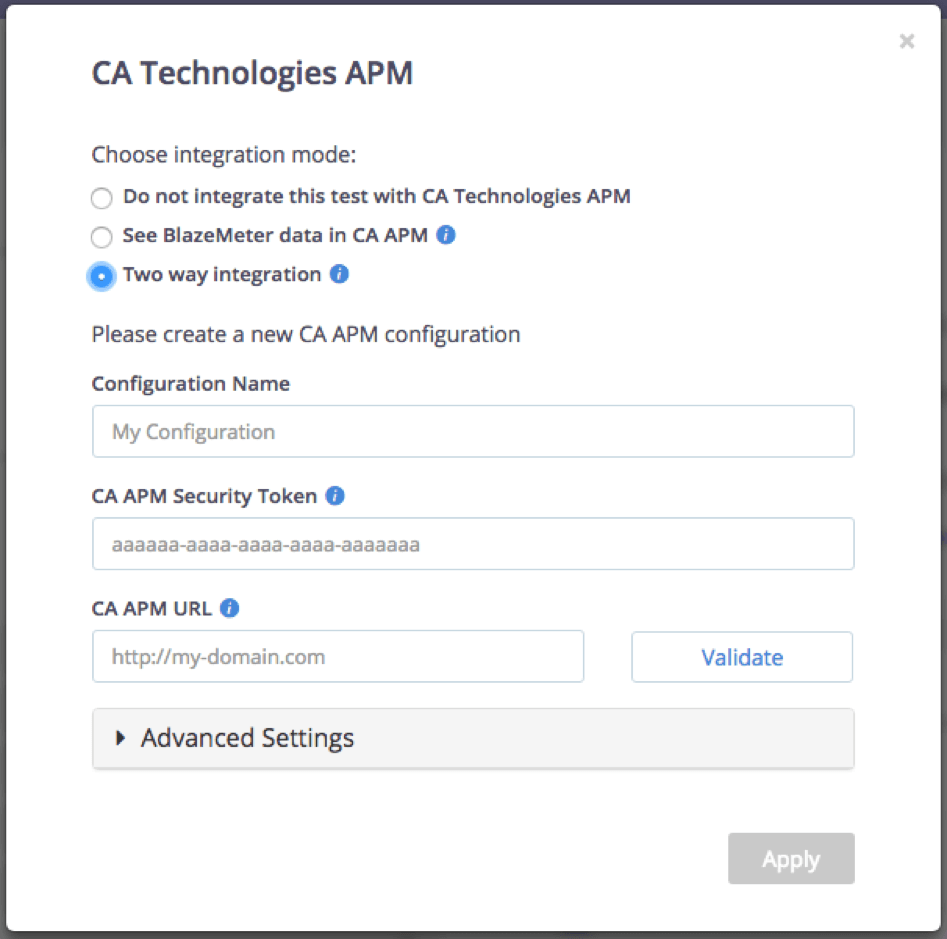Uniquely Smart: CA APM Integration Auto-Selects Impacted Metrics Each Time Your Test Runs