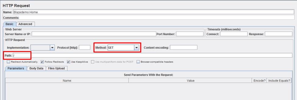 http request jmeter pacing