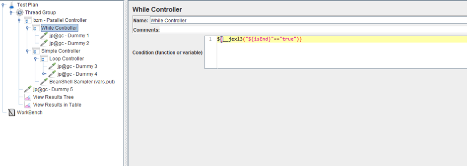 parallel controller in jmeter