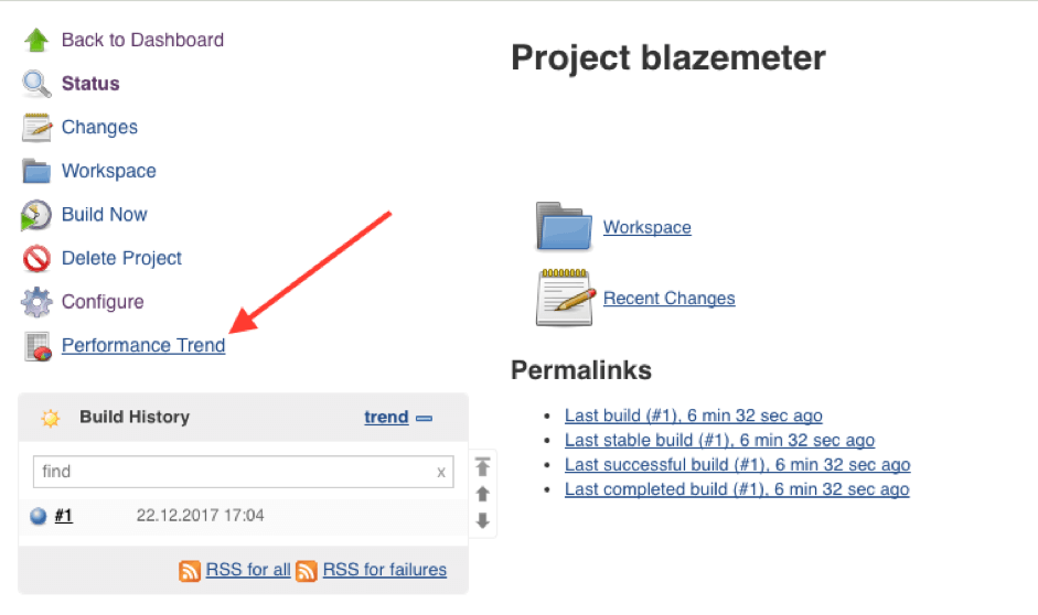 How to Use the Jenkins Performance Plugin | BlazeMeter
