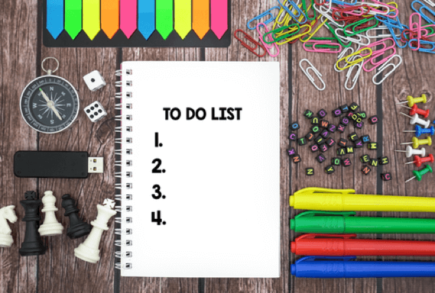 Prioritize and Categorize Your Tasks