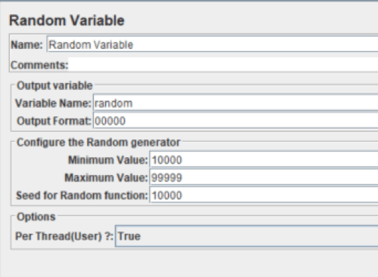 3 Ways to Generate Random Variables in JMeter | BlazeMeter
