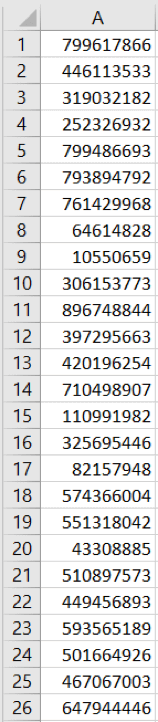 how to get random variables from jmeter