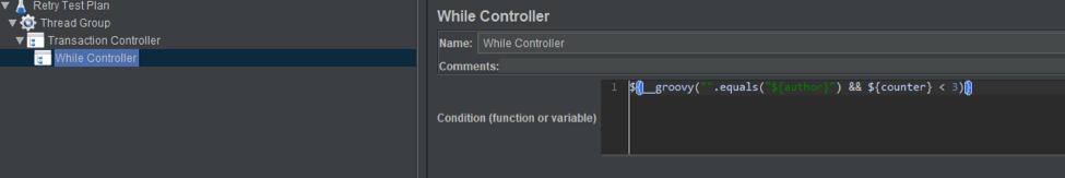 unify sampler results, jmeter