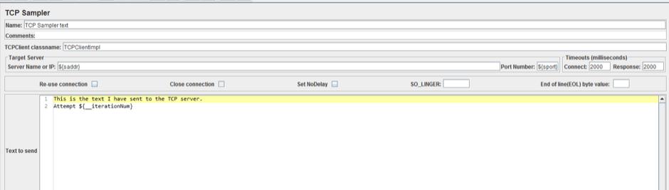 tcp sampler configuration jmeter