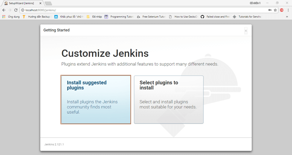 installing jenkins plugins, learn how