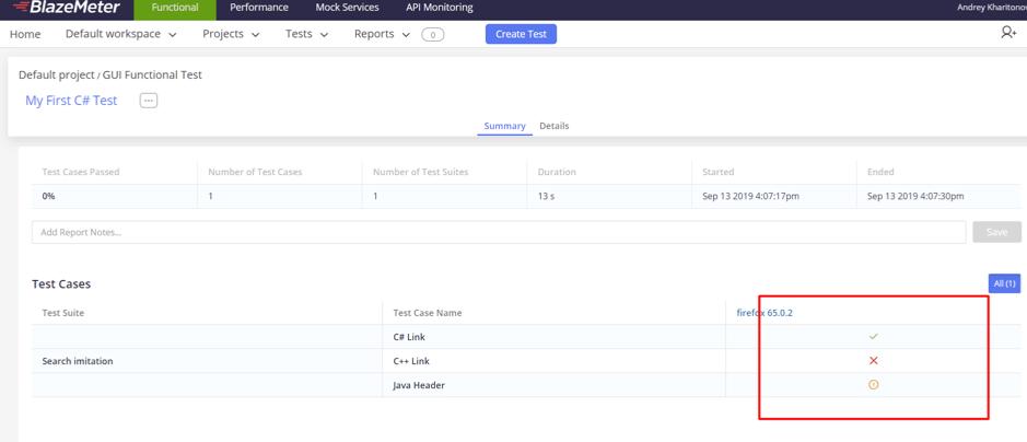 BlazeMeter and Visual Studio