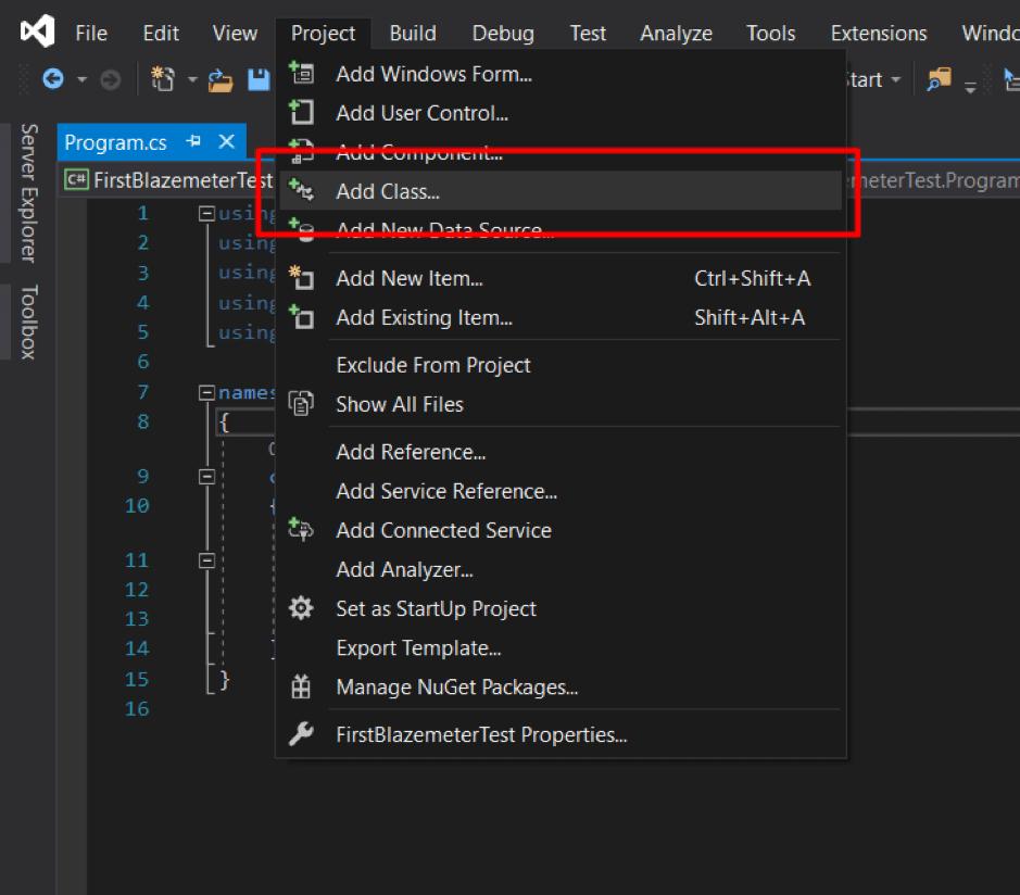BlazeMeter GUI Testing with Selenium