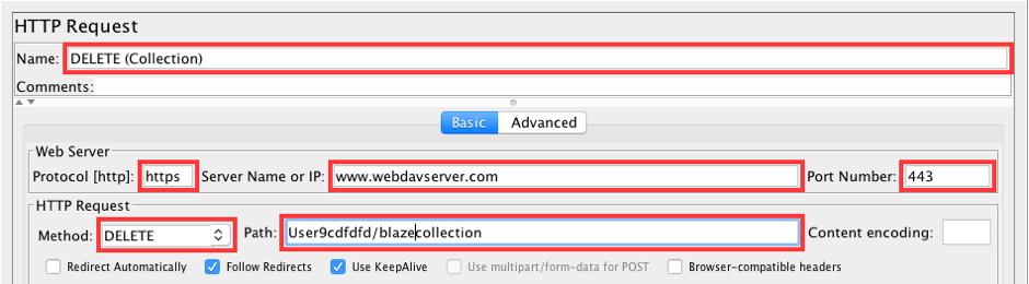 WebDAV - QATestingTools