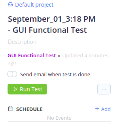 Functional GUI Testing with BlazeMeter Chrome Extension