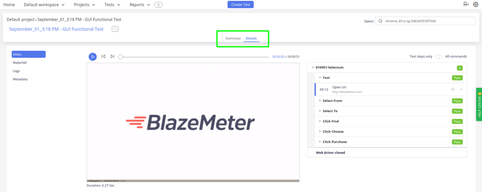 Functional Testing with BlazeMeter
