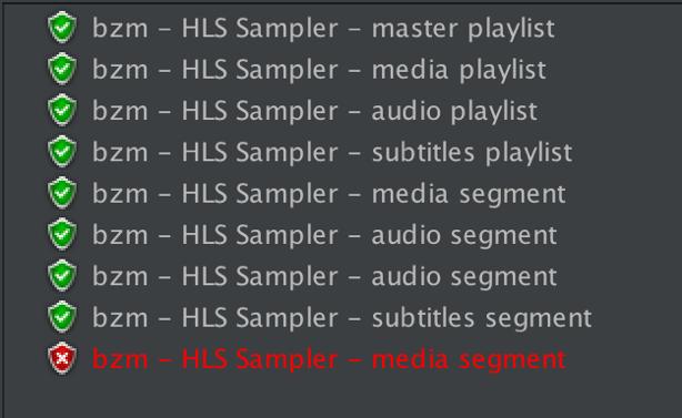 HLS 2.0 Jmeter Plugin