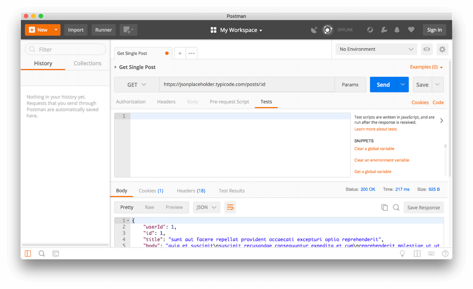 Functional API Testing With Postman, Newman, and BlazeMeter