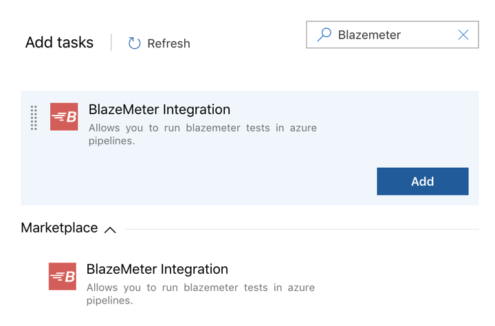 Installing BlazeMeter Azure DevOps Extension Now Available on the VisualStudio Marketplace