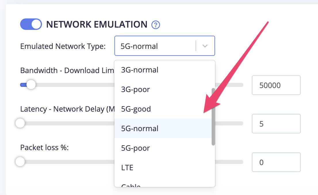 Network Emulation