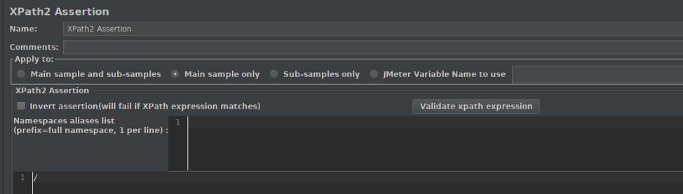 JMeter 5.2
