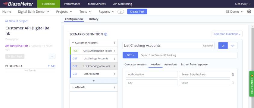 API Testing with BlazeMeter UI