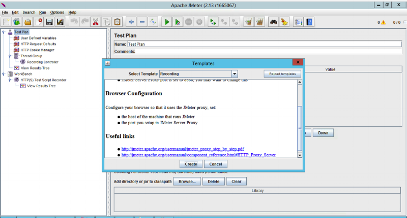 Recording File Uploads With JMeter - DZone Performance