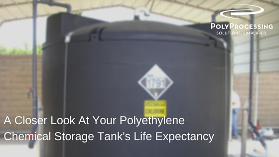 A Closer Look At Your Polyethylene Chemical Storage Tank's ...