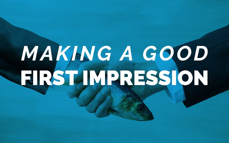 How to Make a Great First Impression With a New Customer
