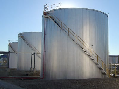 Api 653 Best Practices For Insulated Storage Tanks