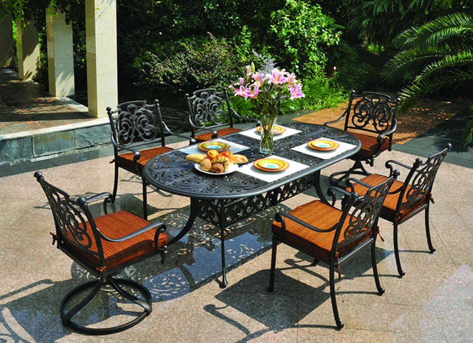 Style Spotlight #6: Bring The French Quarter To Your Backyard