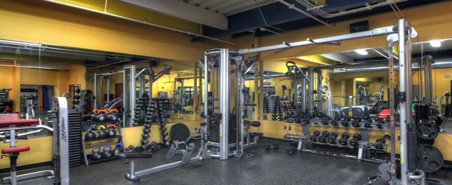 Onelife Fitness Newport News Gym and Health Club