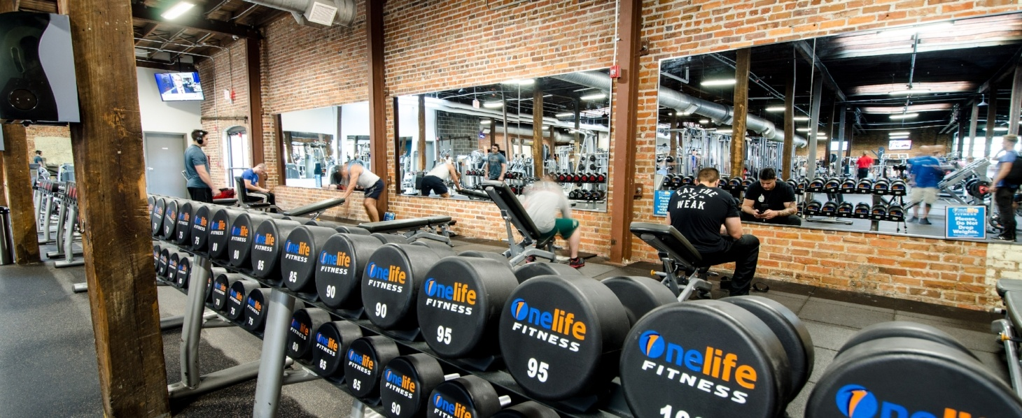 Onelife Fitness Norfolk Gym And Health Club