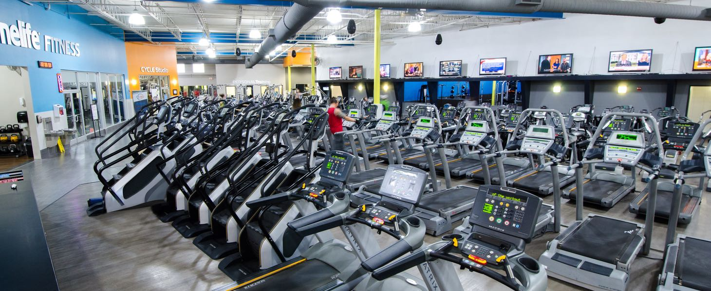 Onelife Fitness Princess Anne Gym and Health Club