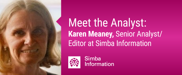 Meet Karen Meaney, Senior Analyst/Editor at Simba Information