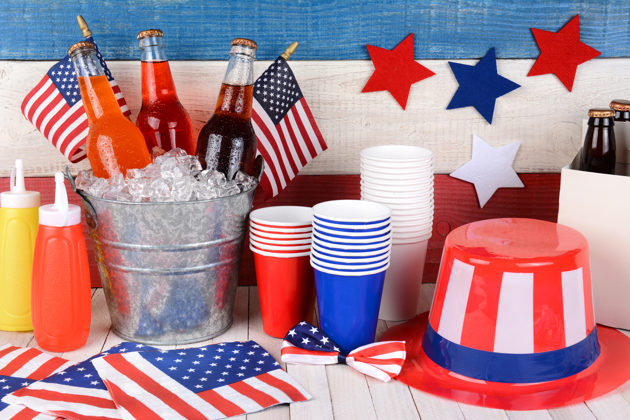 Fourth of July for Retail Pharmacy