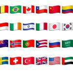Flag-emojis